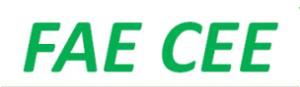 FAE CEE logo
